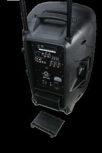 EZ-12A rear battery