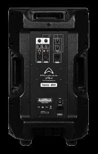 Tourus-AX12 Rear panel