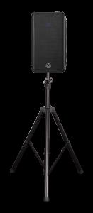 Typhon on a speaker tripod pole 02