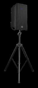 Typhon on a speaker tripod pole 04