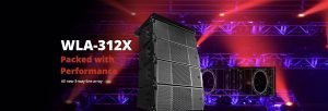 New – WLA-312X : Packed with performance