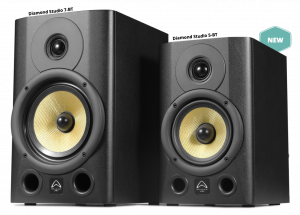 New – Diamond Studio -BT monitors